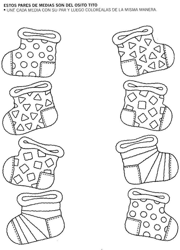 Spoj stejné ponožky