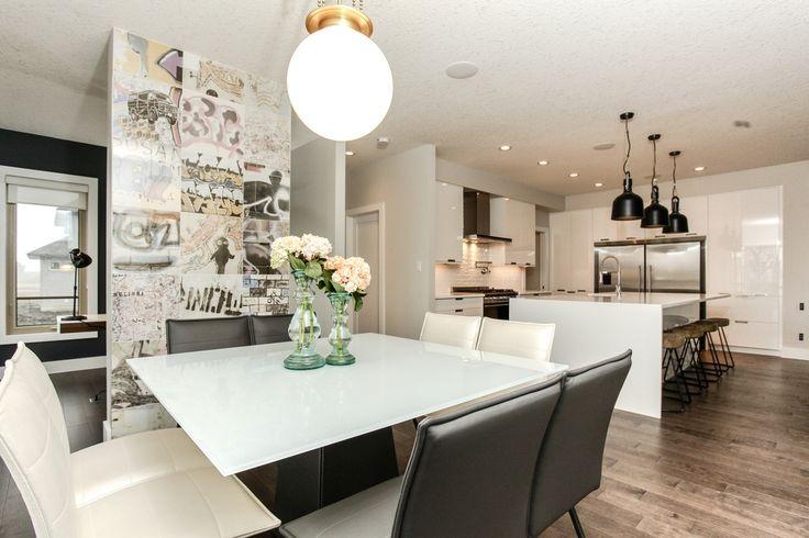 Custom Kitchen Amp Dining Room House Ideas Custom