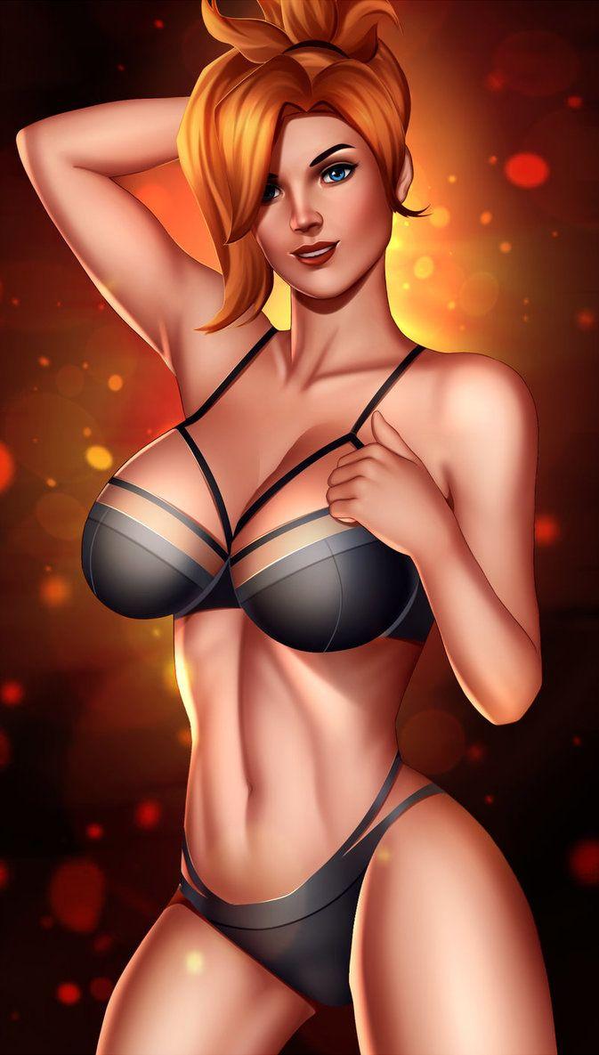 D.VA Full Nude Available by v1mpaler on DeviantArt
