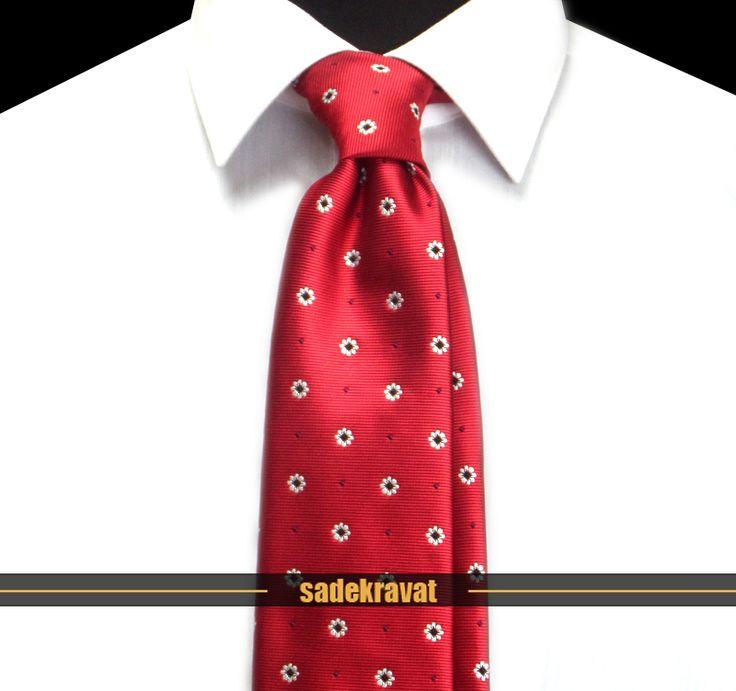 http://www.sadekravat.com/kirmizi-beyaz-siyah-kucuk-cicek-desenli-kravat-5282 #kravat #kravatım #kravatlar #kravatmodelleri #tie #tieoftheday #pocketsquare #örgükravat #ketenkravat #ipekkravat #slimkravat #ortaincekravat #incekravat #gömlek #ceket #mendil #kravatmendilkombin #ofis #bursa #türkiye #çizgilikravat #şaldesenlikravat #ekoselikravat #küçükdesenlikravat #düzkravat #sadekravat