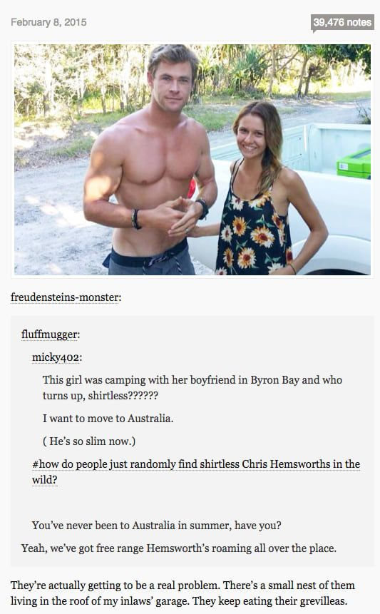 47 Times Australians Nailed It On Tumblr In 2015