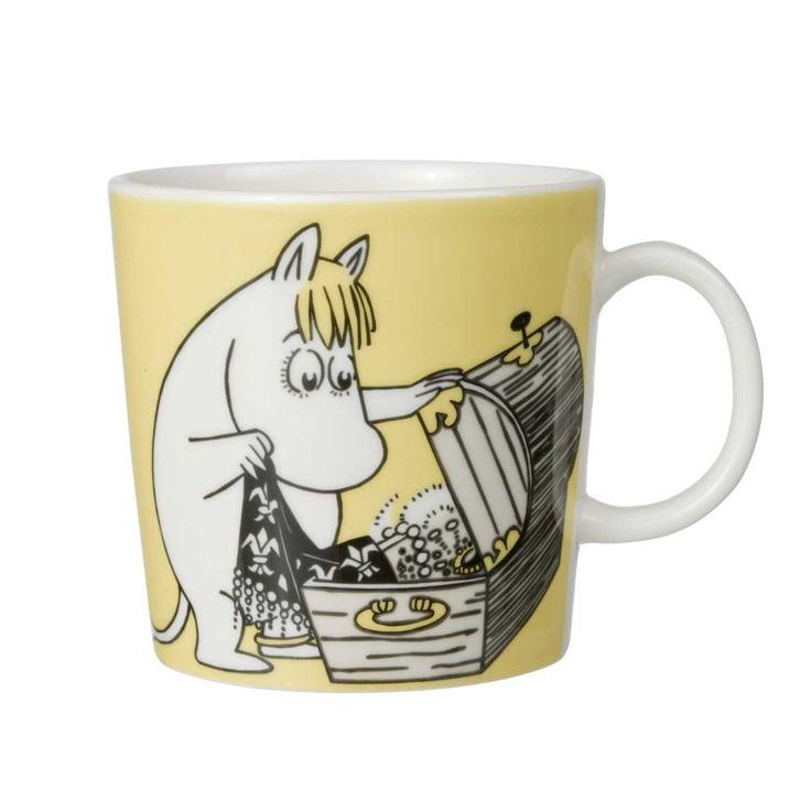 Moomin Mug Snorkmaiden by IIttala
