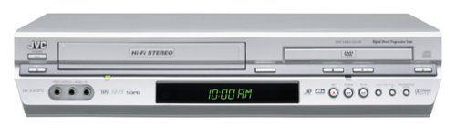 HRXVC27U DVD/VCR Combo Unit with Progressive scan ( Silver )...
