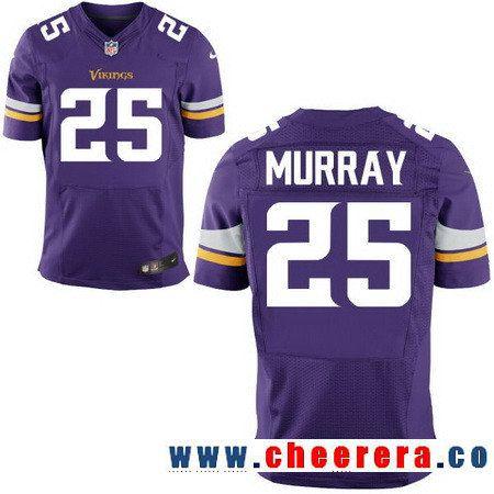 ... germany mens minnesota vikings 25 latavius murray purple team color  stitched nfl nike elite jersey 77110 59431949e