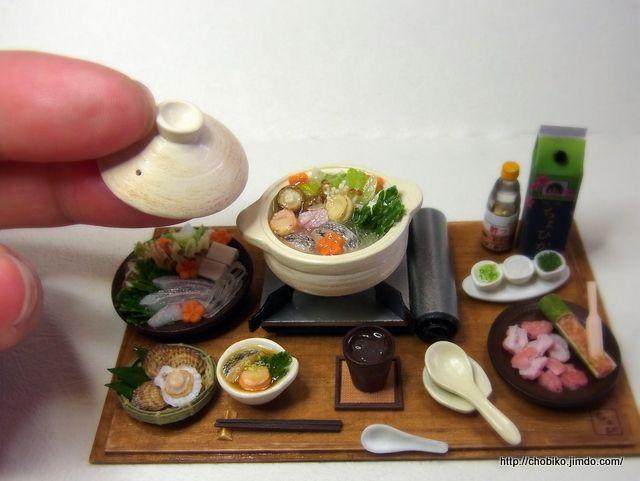 Japanese food; MIZUTAKI
