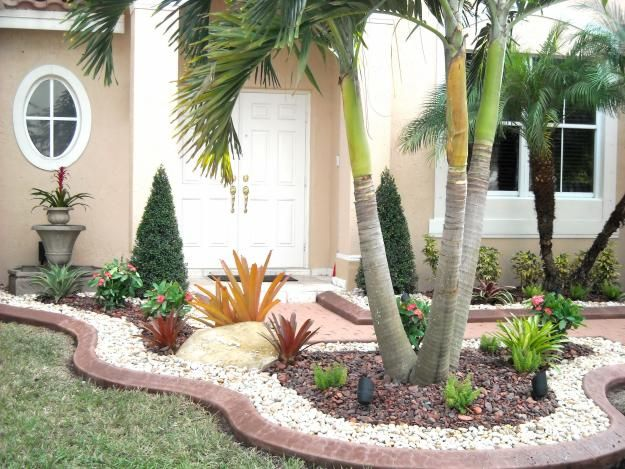 137 best yard landscaping images on pinterest garden for Florida landscaping ideas for front yard