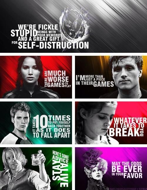 Mockingjay quotes.