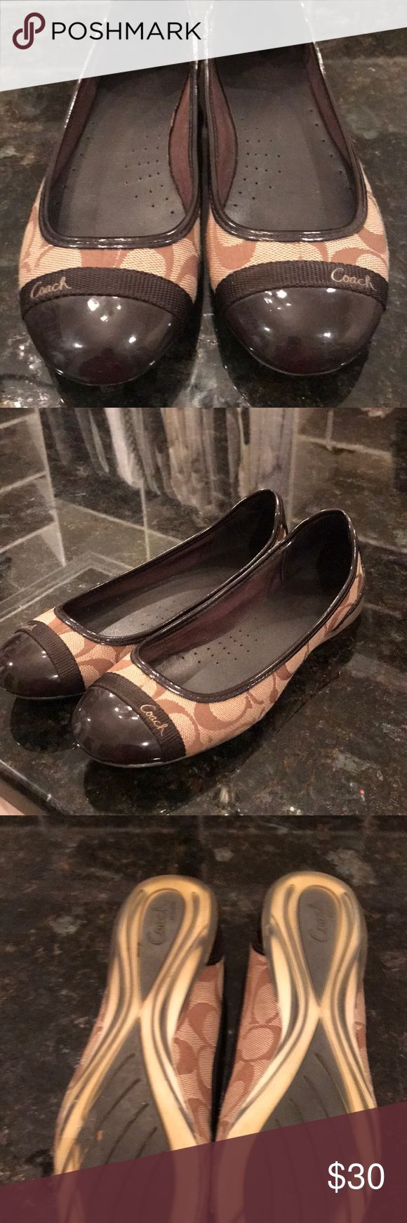 Coach flats Size 6 coach flats Coach Shoes Flats & Loafers