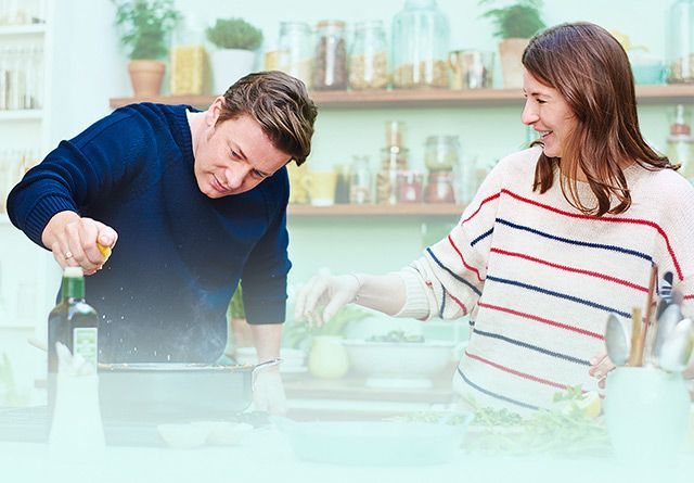 Discover a delicious guacamole recipe from Jamie Oliver; simple, quick and incredibly tasty,  it makes for the perfect Mexican summer side dish.