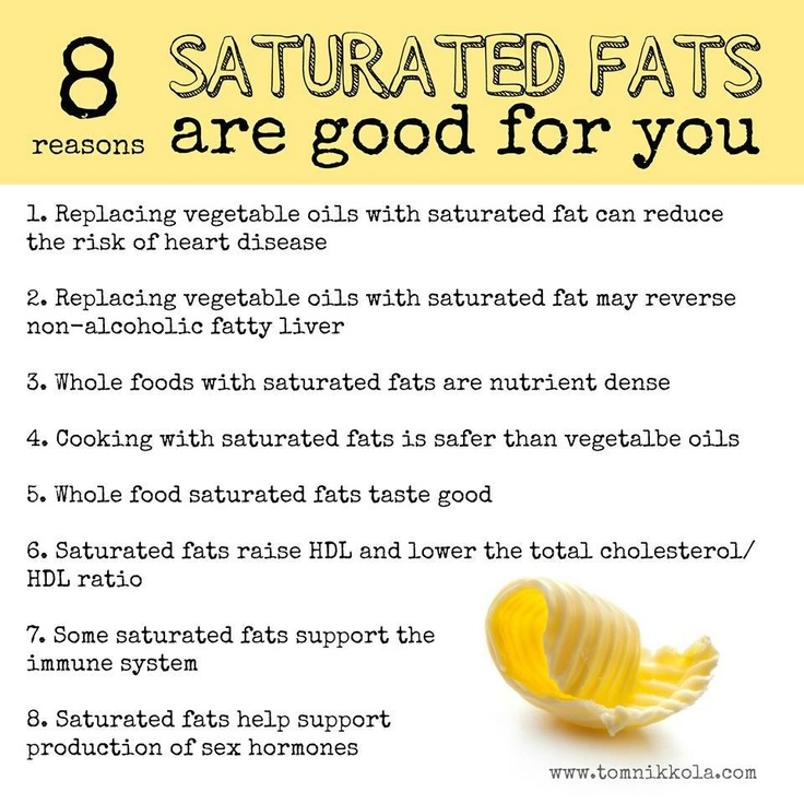 1000+ Images About Saturated Fat Is Good Facts On