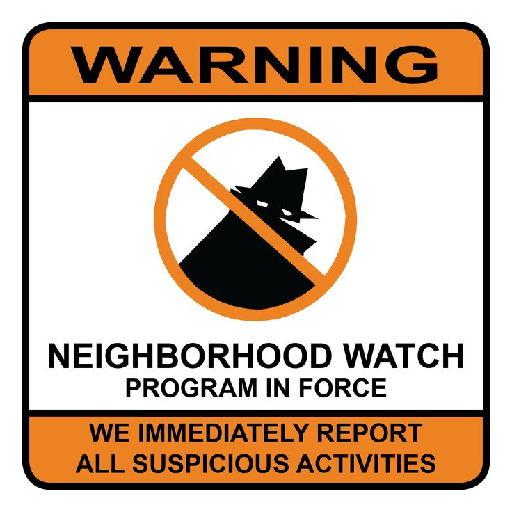 Neighbourhood Watch Victoria - Home