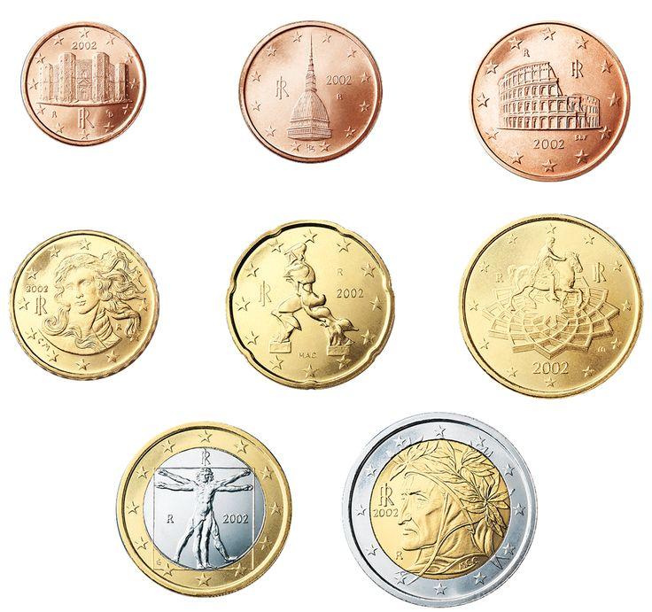 1 cent castel del monte ad andria puglia 2 cent mole for Coin torino