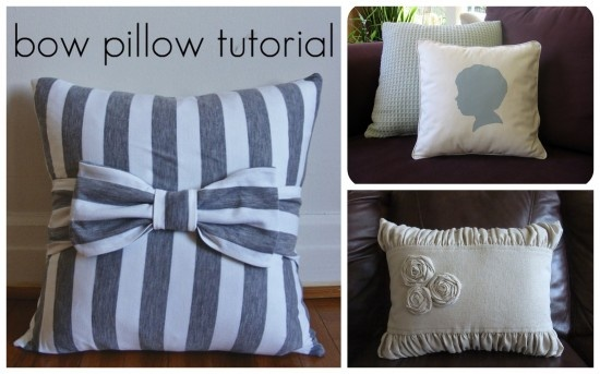 Latest Throw Pillow Designs : ALL NEW THROW PILLOW DESIGNS IDEAS DIY Pillow