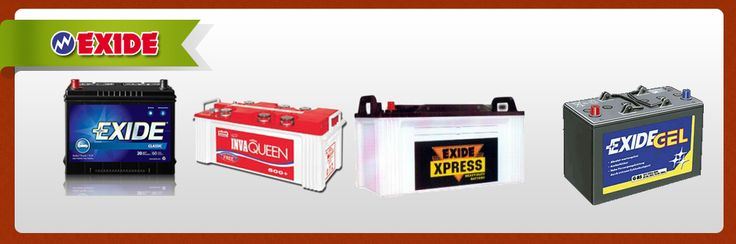 Now a Days usage of Inverters for Home is a Common need. Steelsparrow offers a Wide range of Batteries with different Amp of Power available in market on a make of Sukam,Exide with Great Deals @ www.steelsparrow.com