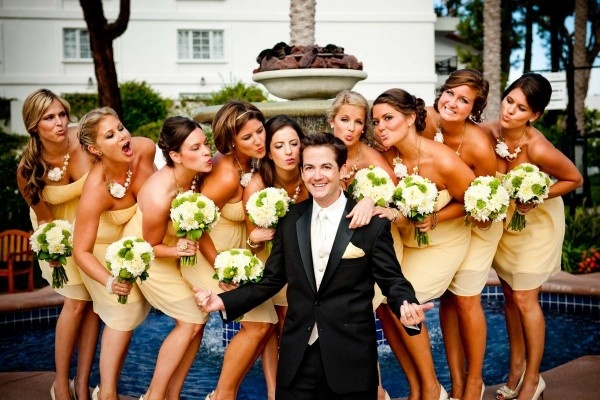 bridemaids/ dama de honor