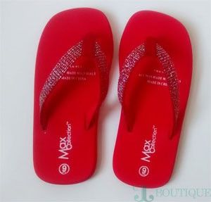 Sparkly Flip Flops
