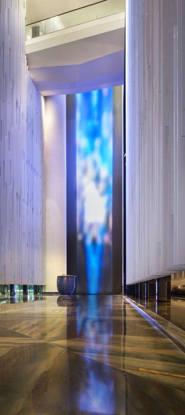 Hotel W Guangzhou  Extravagant Interior Design That Will Amaze You