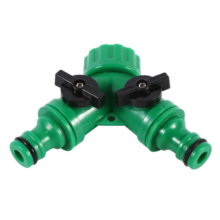 >> Click to Buy << Hose Pipe Tool 2 Way Connector 2 Way Tap Garden Hoses Pipes Spliters Y Adaptor 3/4inch Thread Tap Watering Tool #Affiliate