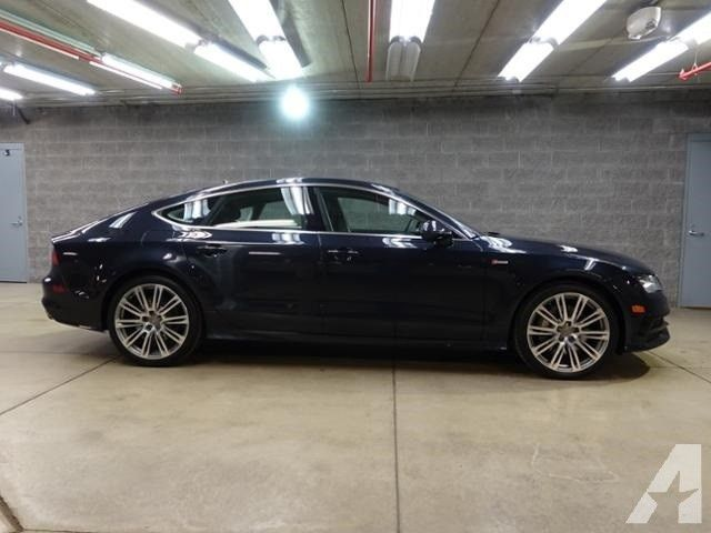2013 Audi A7 quattro Price On Request