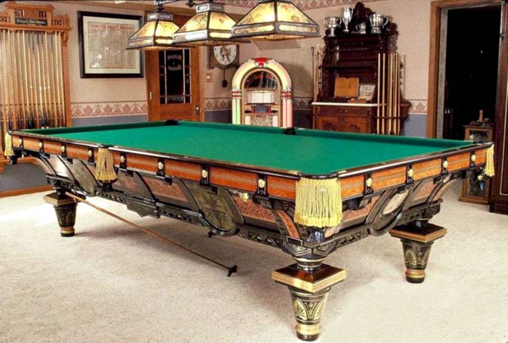 How Wide Is A Pool Table Designs