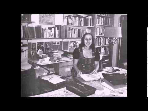 Mae Brussell 3/2/79 John Paul II & USC, Ponchitta Pierce, Nelson Rockefeller - YouTube