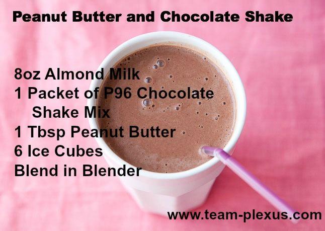 Plexus P96 Chocolate Shake!!! Don't skip meals! #plexus #shake http://sarahevans71.myplexusproducts.com/products/plexus-96