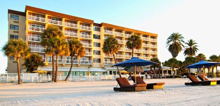 Quality Hotel On The Beach | National Resorts | Clearwater Beach, Florida