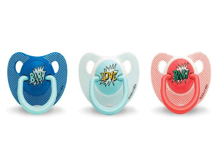 Chupetes Suavinex de la nueva colección #Baby Art. #farmacia #bebe #chupetes #Suavinex