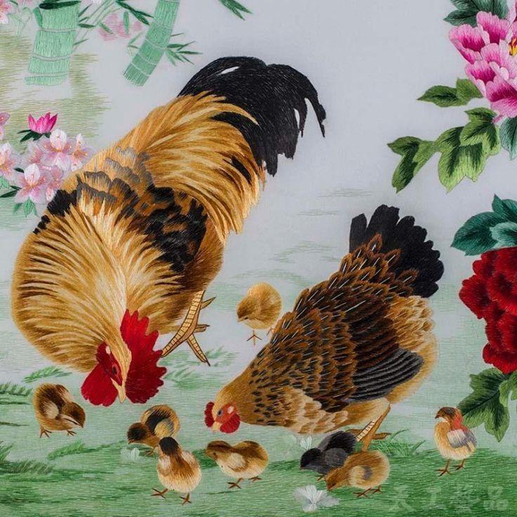 Gallery.ru / Фото #17 - вышивка птичек - ninmix