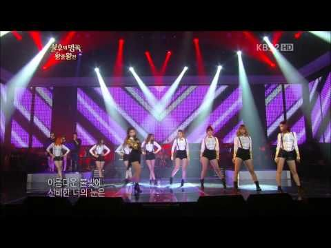 Immortal song 2 // Ailee - Rhythm In The Dance
