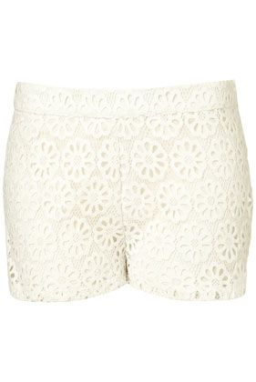 crochet shorts: Crochet Shorts Thes, Shorts Lace, 35 Pound, Summer, Ems Repin By Pinterest, Topshop Floral, Lace Shorts, Básicos Del, Floral Crochet