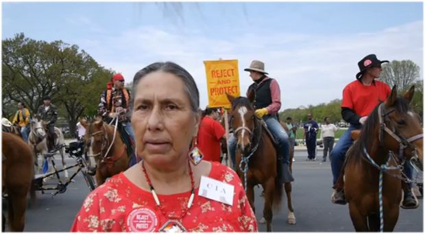 (VIDEO) Reject and Protect Day 1 – Idle No More