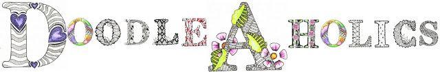 Creative Doodling with Judy West: Doodleaholics 12 Step Program
