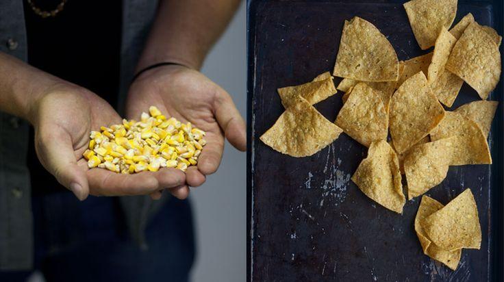 Santa Anna's Corn Chips  #feelgood #truelife #capetownheroes #localheroes  #slowfood