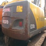 Used Volvo Excavator EC 210BLC is a typical heavy machines sold well in our company. It has a good engine ...