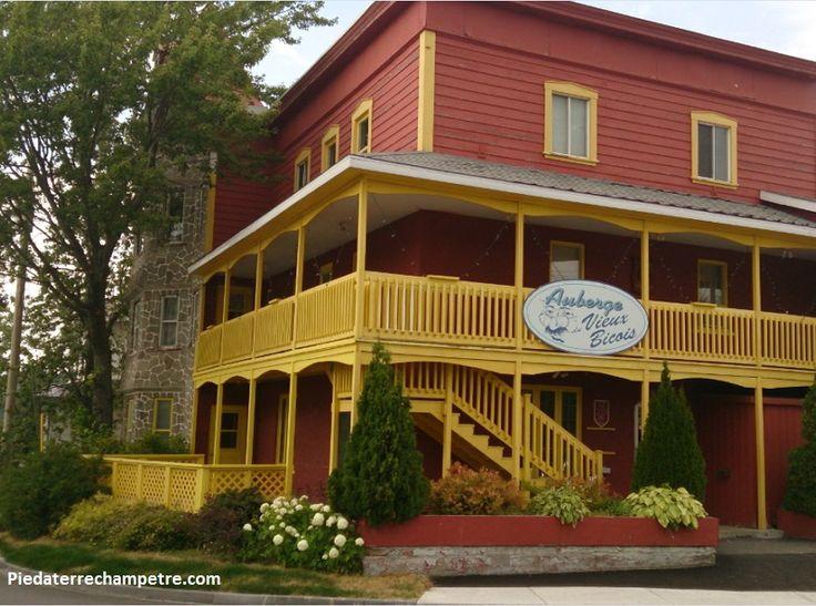 1000 images about sepaq et autres locations on pinterest for Motel le bic