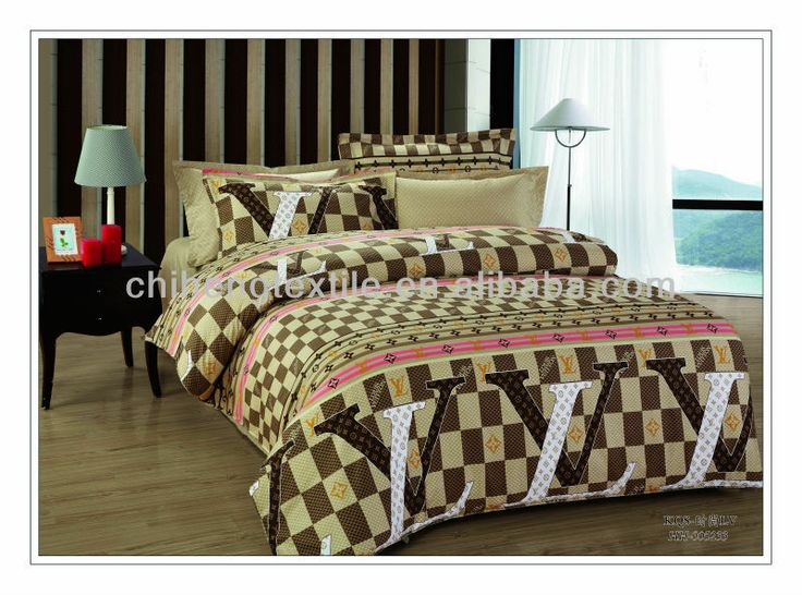 famous brand LV and CHANEL bedding sets $19~$22