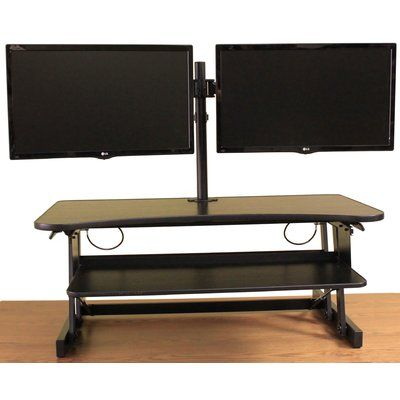 25 Best Standing Desk Height Ideas On Pinterest