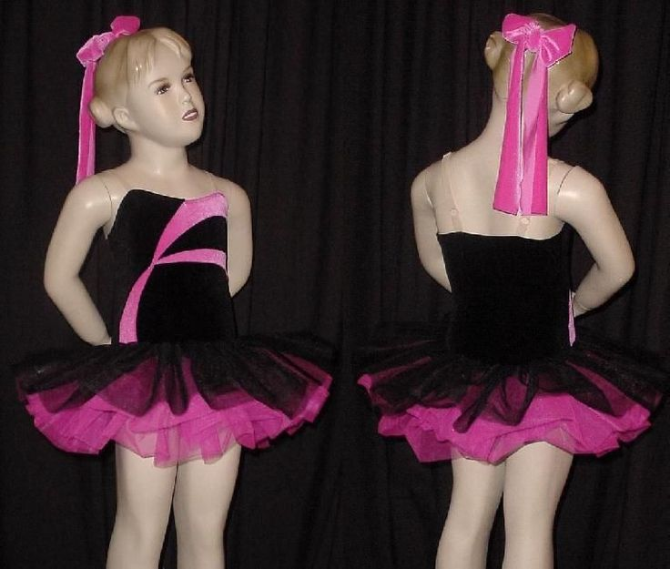 STARBURST Ballet Tutu PINK Dance Costume Child S