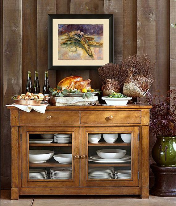 Showcase A Collection With The Perfect Buffet