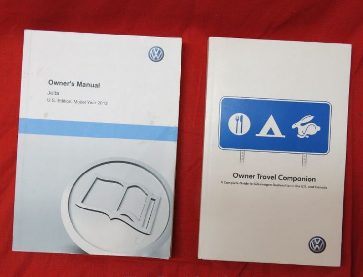 2012 vw jetta owners manual pdf