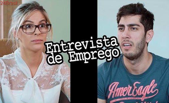 Entrevista de Emprego - DESCONFINADOS
