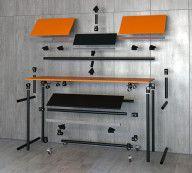 die besten 25 dj pult ideen auf pinterest dj pult dj tisch und audio zimmer. Black Bedroom Furniture Sets. Home Design Ideas