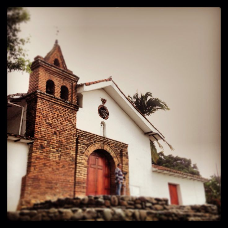 San Antonio church - Cali Colombia