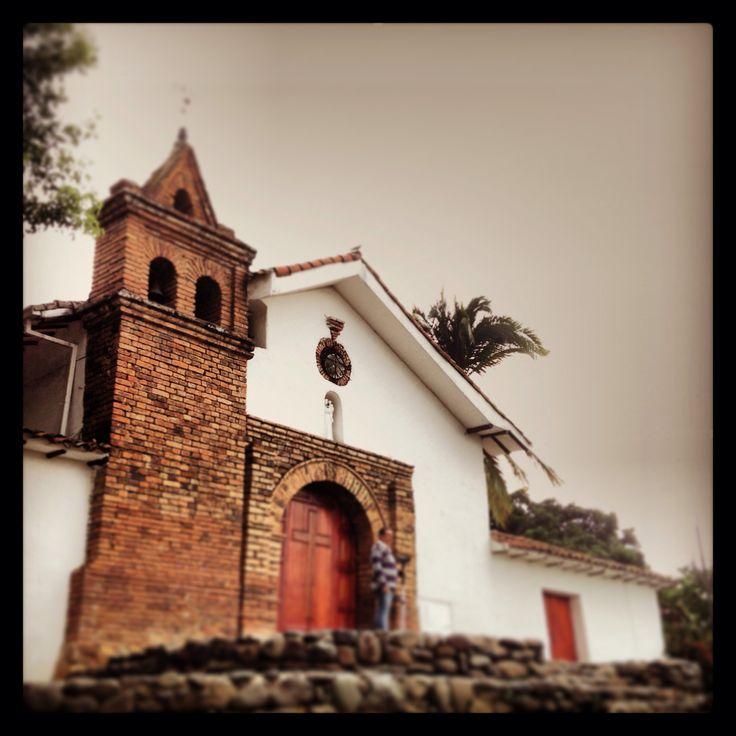 San Antonio church - Cali Colombia