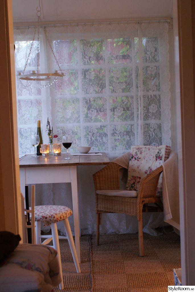 stuga,kolonistuga,veranda,romantiskt,lantstil,sommarstuga