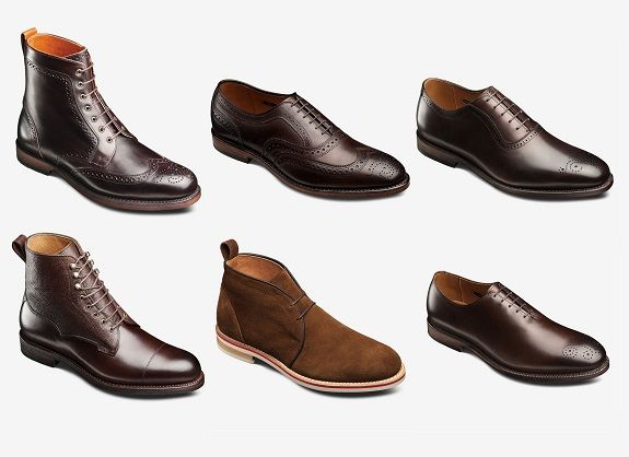 c9e2efac7 Monday Sales Tripod Extra 20% off Allen Edmonds Clearance Cashmere and  Moleskin for Fall & More