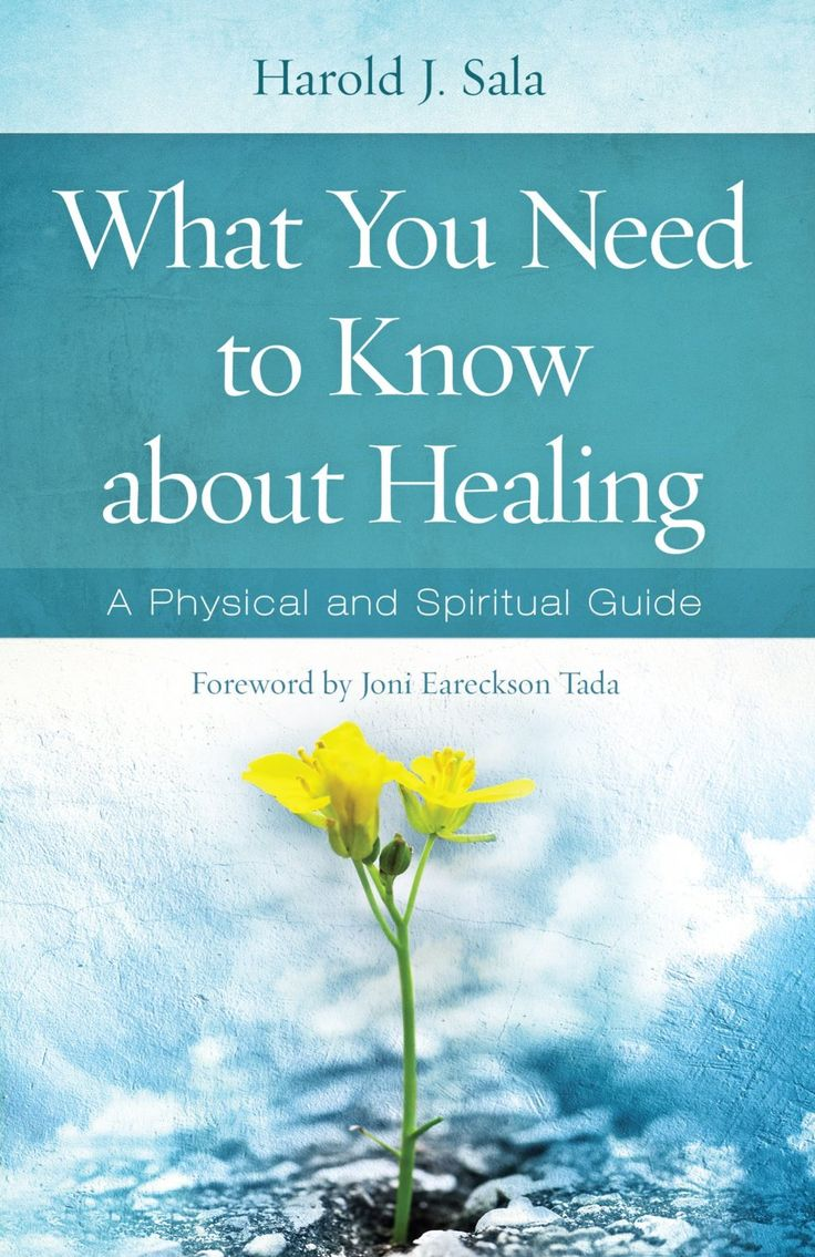 What You Need to Know About Healing by Harold J. Sala. Combining careful research, biblical narratives, and personal stories of physical and spiritual healing, internationally known Bible teacher and counselor Dr. Harold Sala points to how trusting God yields lasting and eternal rewards in What You Need to Know About Healing.