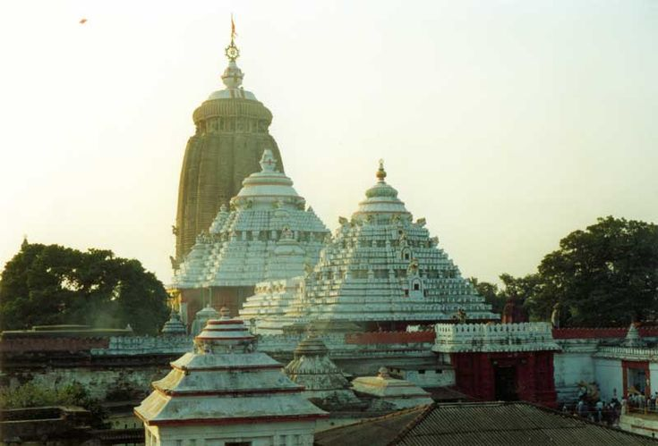 Temple-Jagannath - Architecture of India - Wikipedia, the free encyclopedia