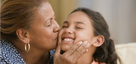 What would your granddaughters tell you if you were to ask them what influence you'd had on their lives?